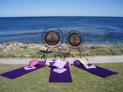 Harmony Gongs - The Soothing Water Experience